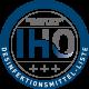 Unsere Desinfektionsprodukte sind IHO-zertifiziert