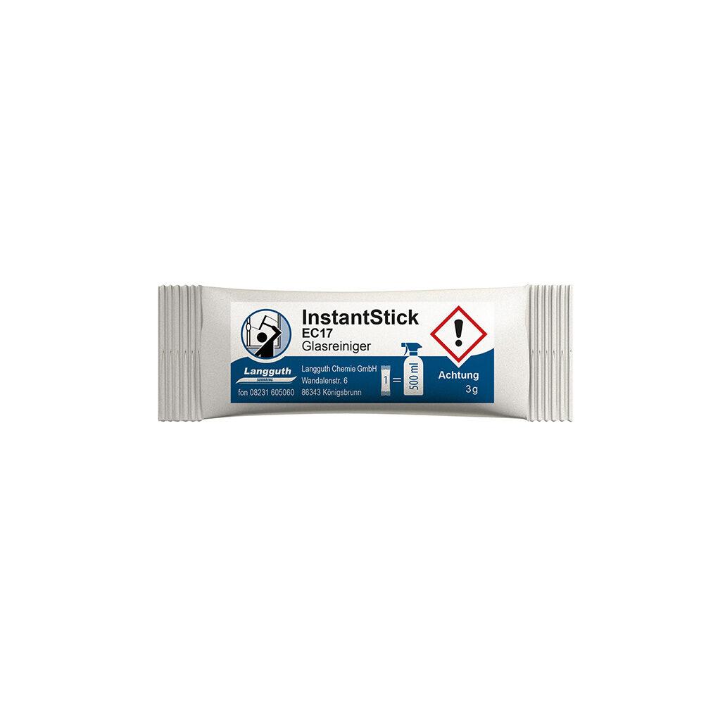 Glasreiniger Granulat Sonnring® InstantStick EC17 3g