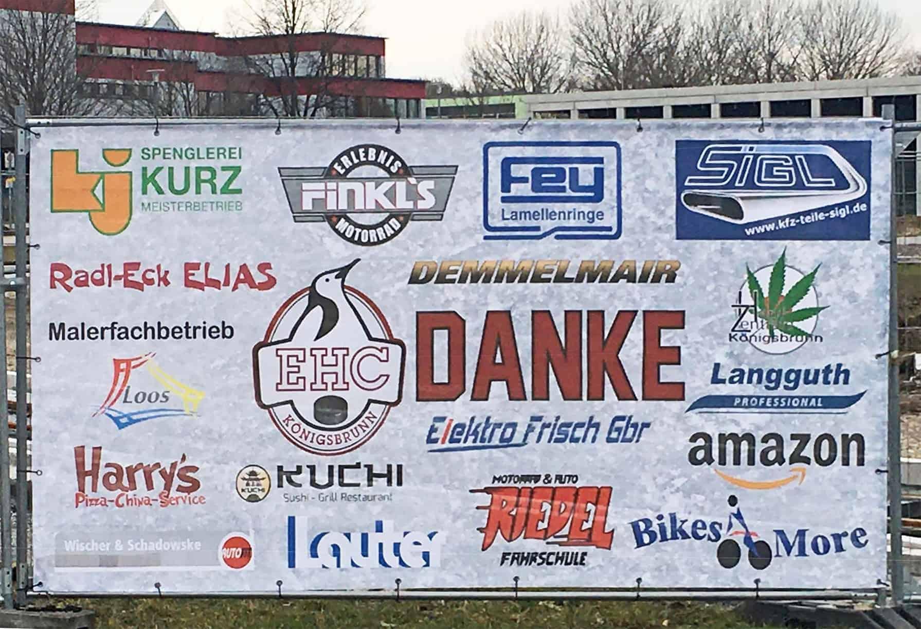 Langguth sponsert EHC Königsbrunn e.V.