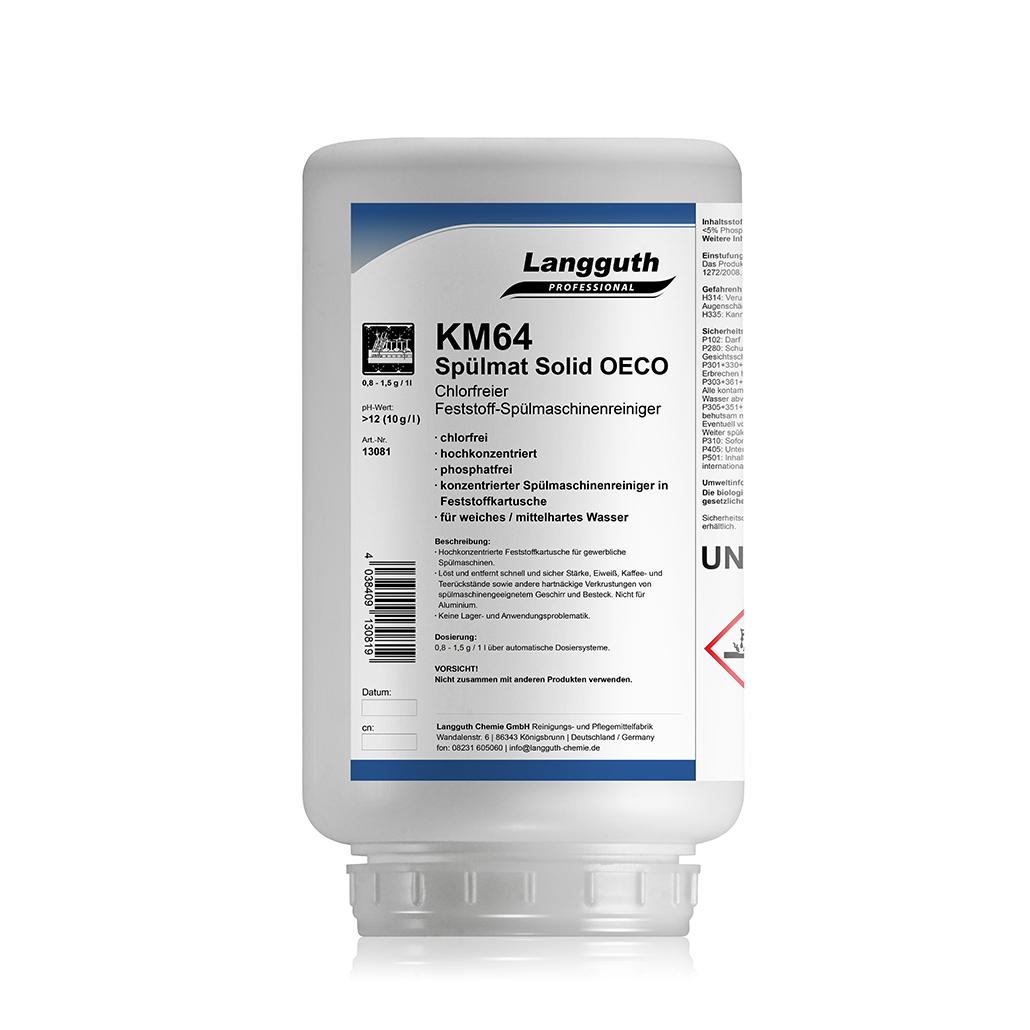 KM64 3kg Dose